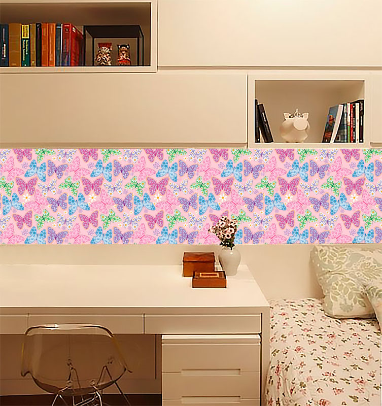 Adesivo Decorativo Butterflies