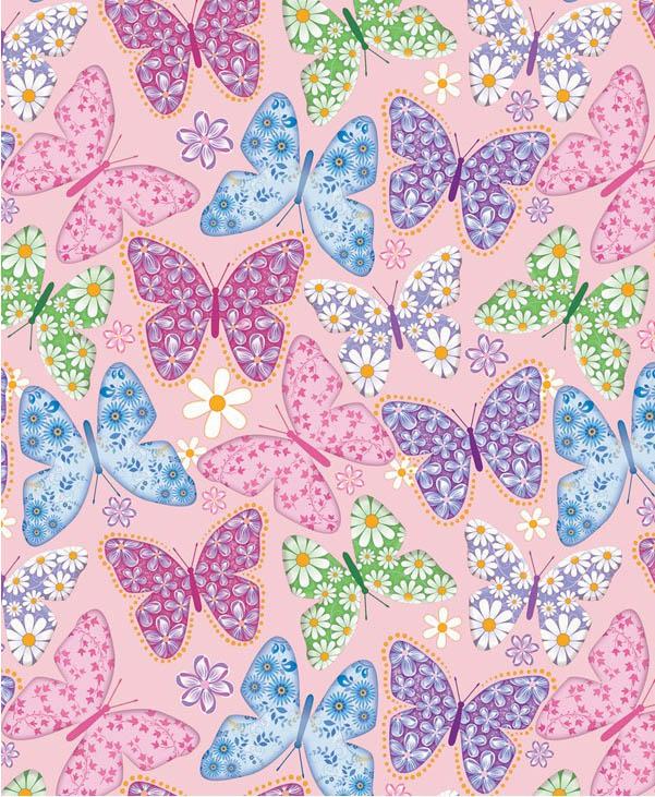 Adesivo Decorativo Butterflies  - TaColado