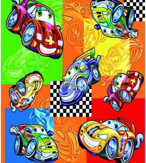 Adesivo Decorativo Top Car  - TaColado