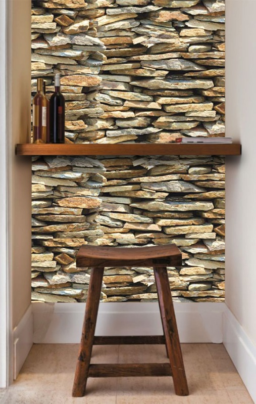 Adesivo Decorativo Pedra Nature