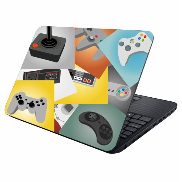 Adesivo Destacável Pop Art Game 01  - TaColado