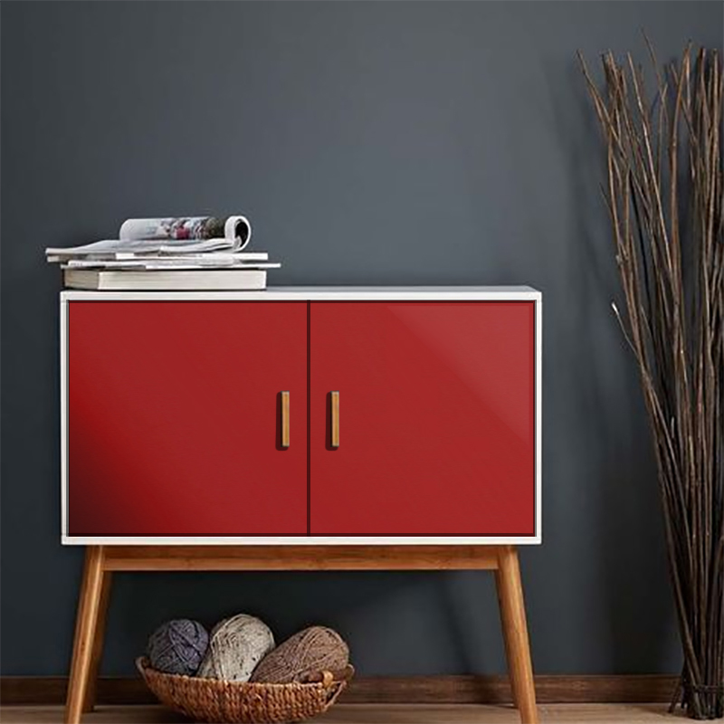 Adesivo Oracal 651 - 031 Red