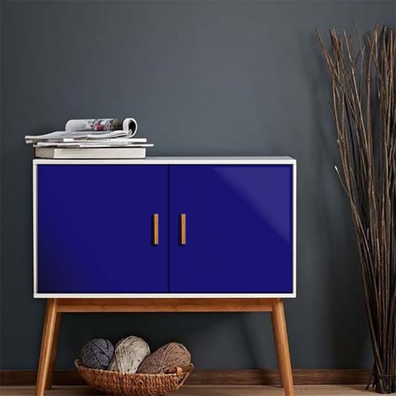Adesivo Oracal 651 - 049 King Blue  - TaColado
