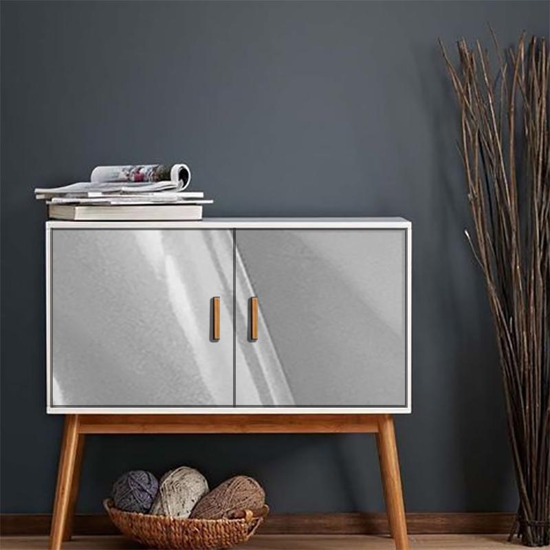 Adesivo Oracal 651 - 090 Silver Grey  - TaColado