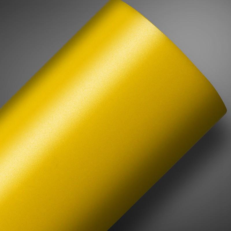 Adesivo Alltak Jateado Amarelo Médio  - TaColado