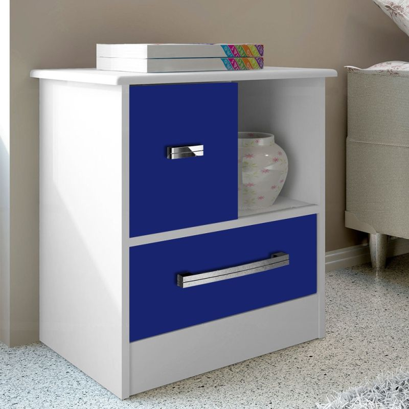 Adesivo Brilhante Azul Marinho 0,61