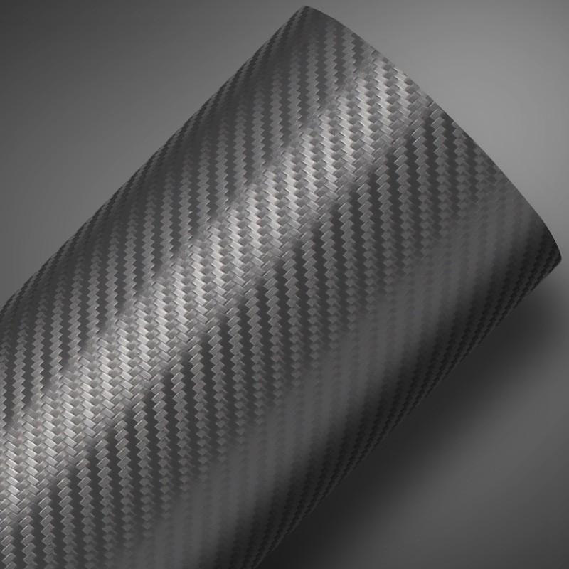 Adesivo Fibra de Carbono Grafite  - TaColado