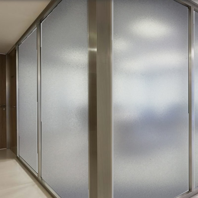 Adesivo Jateado para vidros Cristal 1,22m