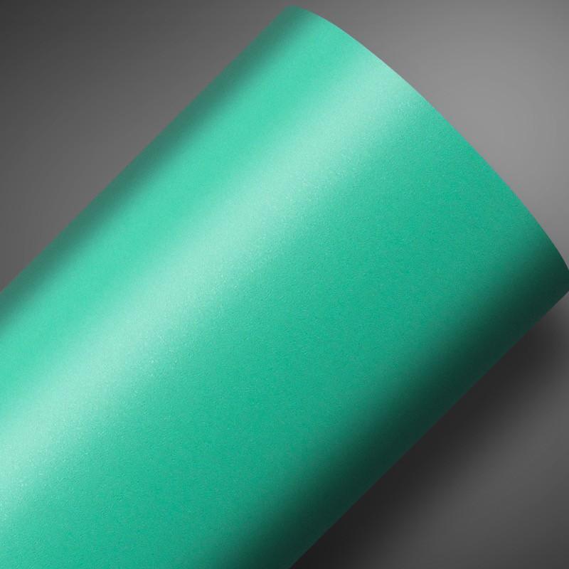 Adesivo Jateado Verde Água  - TaColado