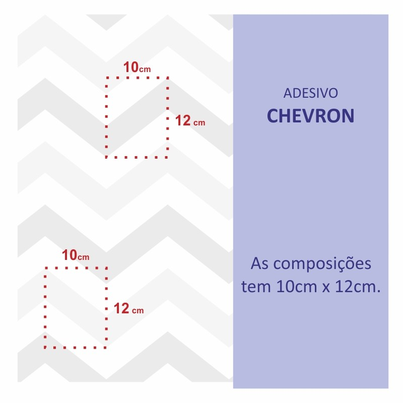 Papel de Parede Chevron Preto  - TaColado