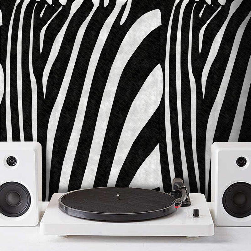 Papel de Parede Zebra  - TaColado