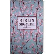 Bíblia NVI Leitura Perfeita   Capa Cerejeira