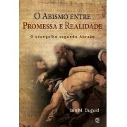 O Abismo entre promessa e realidade (usado - manuseado)