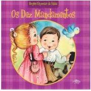 Os Dez mandamentos - Porções Especiais da Bíblia - Marques,Cristina - Sbn Editora