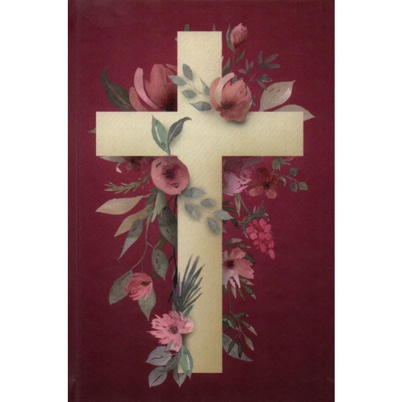 Bíblia NVT  |Flores tropicais capa dura