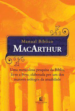 Manual Bíblico MacArthur | John MacArthur