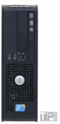 Desktop Dell Optiplex 760 Slim Core 2 Duo E8400/4Gb Ram - Usado