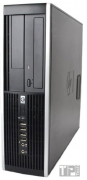 Desktop Hp Compaq 8000 Elite Small Core 2 Duo E8400/4Gb Ram - Usado