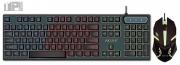 Kit Teclado e Mouse Gamer AOAS M-300