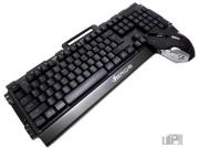 Kit Teclado e Mouse Sem Fio Verde JP-T3000