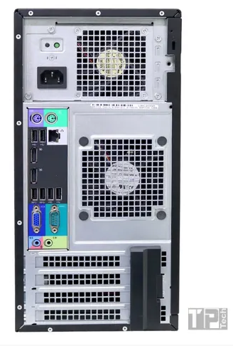 Desktop Dell Optiplex 7010 Big I7-3TH/4Gb Ram/240Gb Ssd - Usado  - TP Tech Informática
