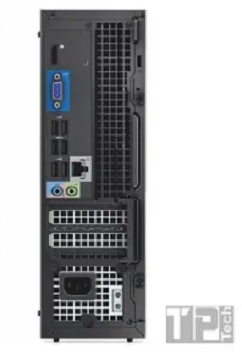 Desktop Dell Optiplex 3020 Mini Pentium G3220/4Gb Ram - Usado  - TP Tech Informática