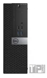 Desktop Dell Optiplex 3040 Mini I3-6TH/4Gb Ram - Usado  - TP Tech Informática