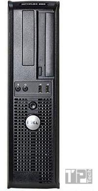 Desktop Dell Optiplex 380 Slim Intel Duo E7500/4Gb Ram - Usado  - TP Tech Informática