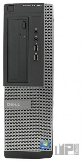 Desktop Dell Optiplex 390 Slim I3-2TH/4Gb Ram - Usado  - TP Tech Informática