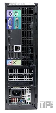 Desktop Dell Optiplex 7010 Mini I5-3TH/4Gb Ram - Usado  - TP Tech Informática
