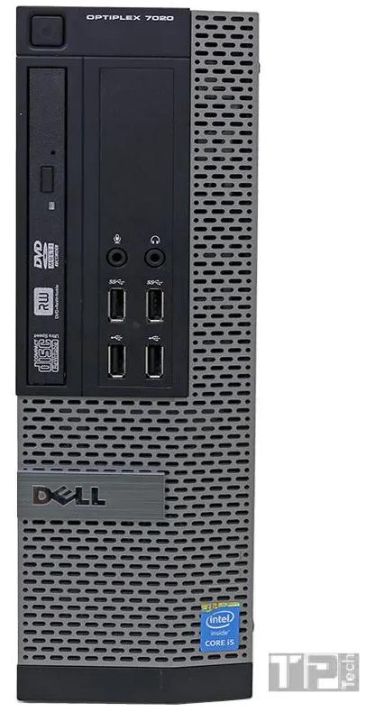 Desktop Dell Optiplex 7020 Mini I5-4TH/8Gb Ram/120Gb - Usado  - TP Tech Informática