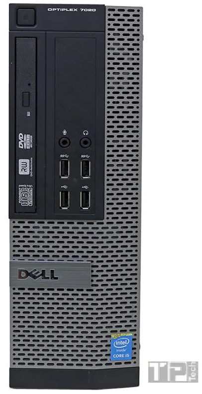 Desktop Dell Optiplex 7020 Mini I5-4th/8Gb Ram/128Gb Ssd - Usado  - TP Tech Informática