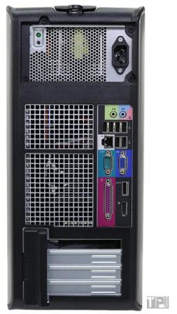 Desktop Dell Optiplex 780 Big Core 2 Duo E8400/4Gb Ram - Usado  - TP Tech Informática