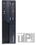 Desktop Lenovo ThinkCentre M58P Core 2 Duo E8400/4Gb Ram - Usado  - TP Tech Informática