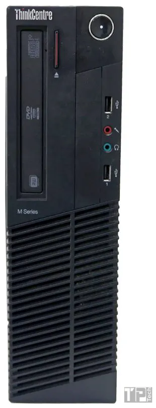 Desktop Lenovo ThinkCentre M81 I3-2TH/4Gb Ram - Usado   - TP Tech Informática