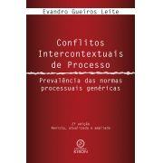 Conflitos intercontextuais de processo: prevalência das normas processuais genéricas