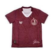 Camisa Oficial  Juventus Infantil Sou Juventino Jogo I 2021