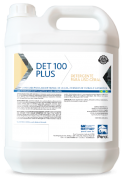 DET 100 PLUS - DETERGENTE CONCENTRADO -  5 Litros - Perol