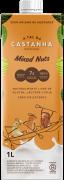 Bebida de Castanha de Caju Mixed Nuts A Tal da Castanha 1L
