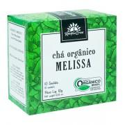 Chá Melissa Orgânico 10 sachês Kampo de Ervas