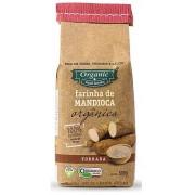 Farinha de Mandioca Torrada Orgânica 100% Natural Organic
