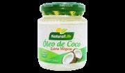 Óleo de Coco Extravirgem Natural Life Culinária Cabelo Pele
