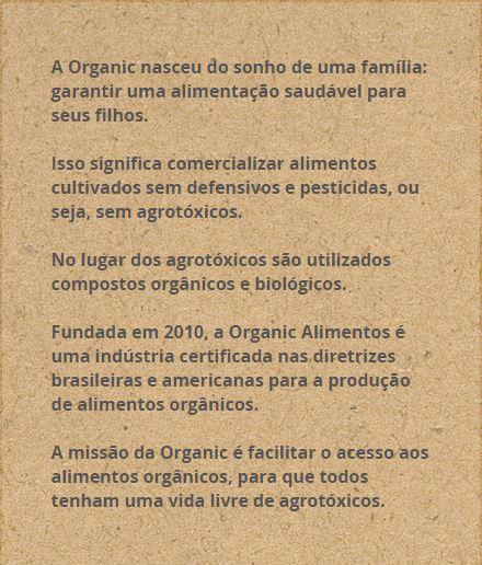 Achocolatado Orgânico Rico em Cacau Sem Lactose Organic 400g