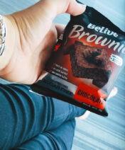 Brownie Chocolate Sem Açúcar Sem Glúten Belive 40g