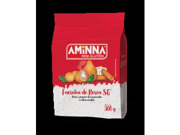 Farinha de Rosca Sem Glúten Sem Lactose Aminna 300g