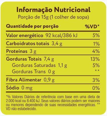 Pasta de Castanha de Caju Orgânico A Tal da Castanha 120g