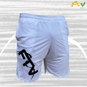 Bermudinha com Bolso FTV Basics 2021 Preto com Branco