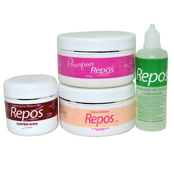 Kit Spa dos Pés REPOS - PEQUENO