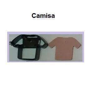 Faca Chaveiro Modelo Camisa