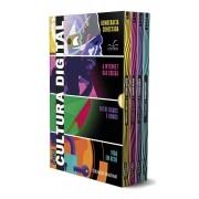 BOX COLECÃO CULTURA DIGITAL - 04 VOLUMES
